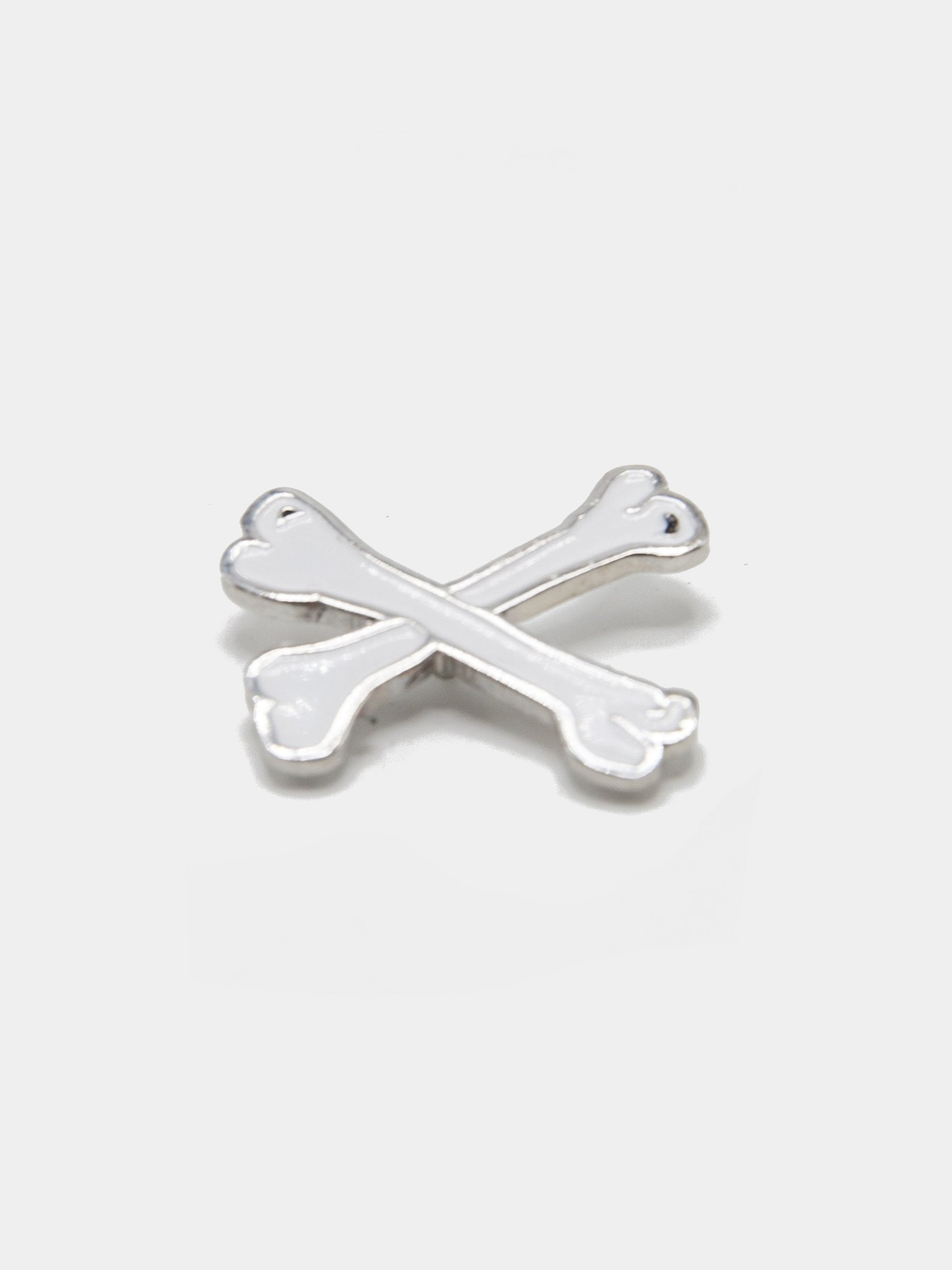 "Steel Badge Pins 02 ""Bones"" 1"