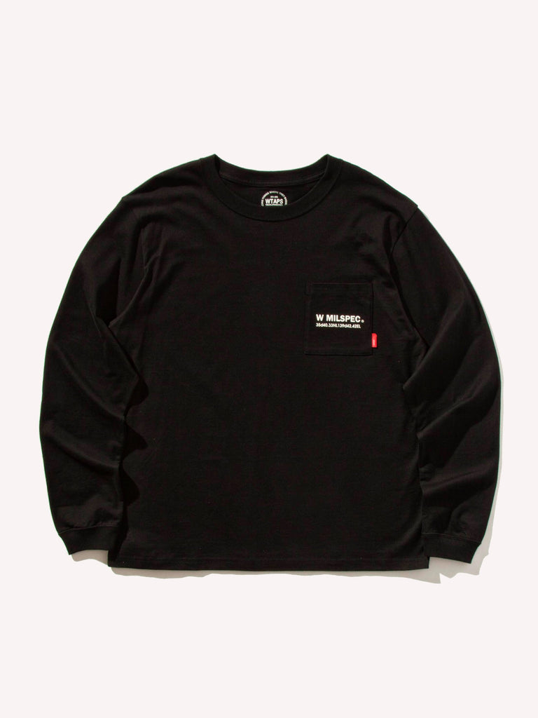 W Mil Long Sleeve T-Shirt