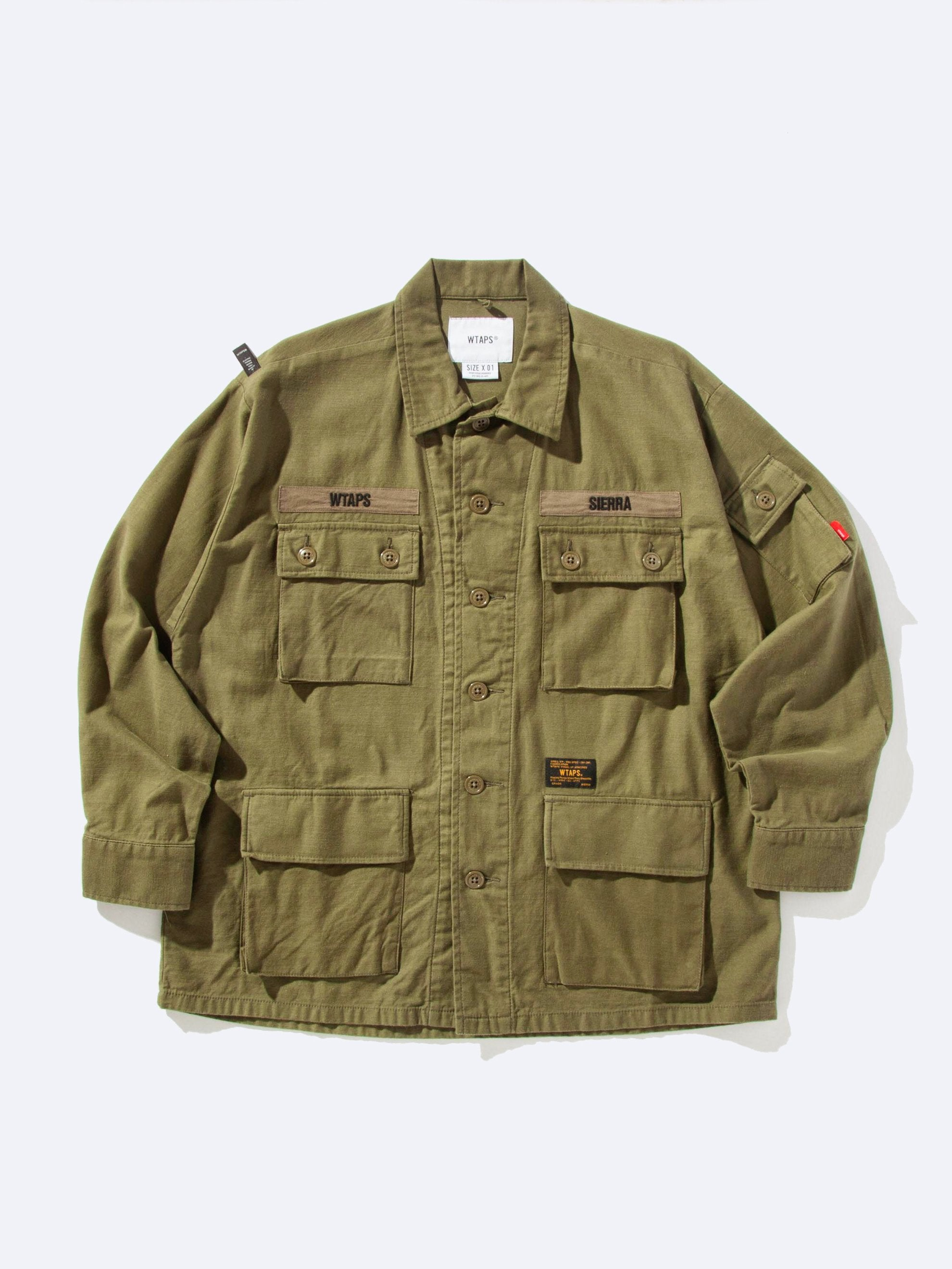 Jungle LS 01 Shirt