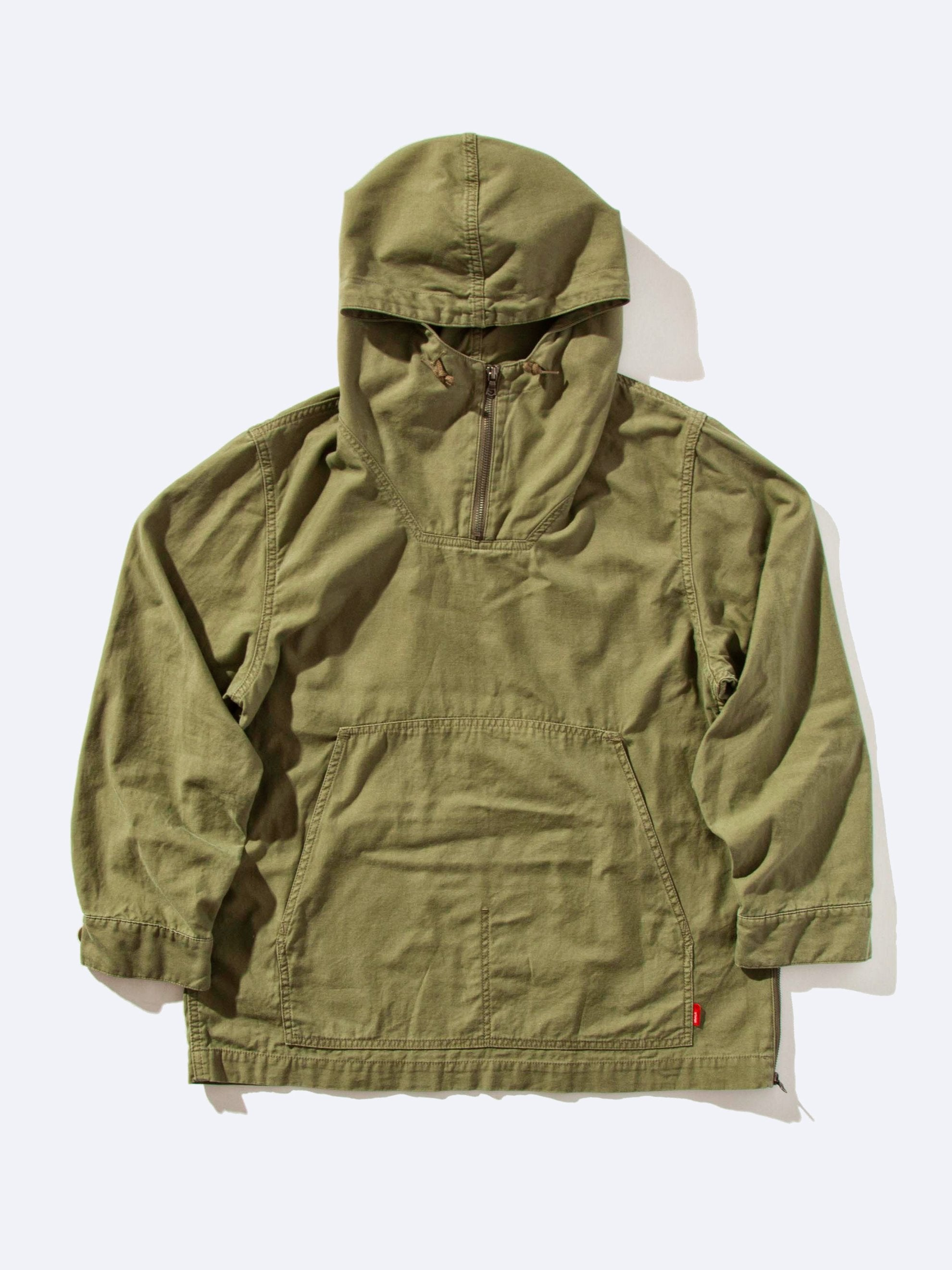 Olive Drab Swamp Jacket 1