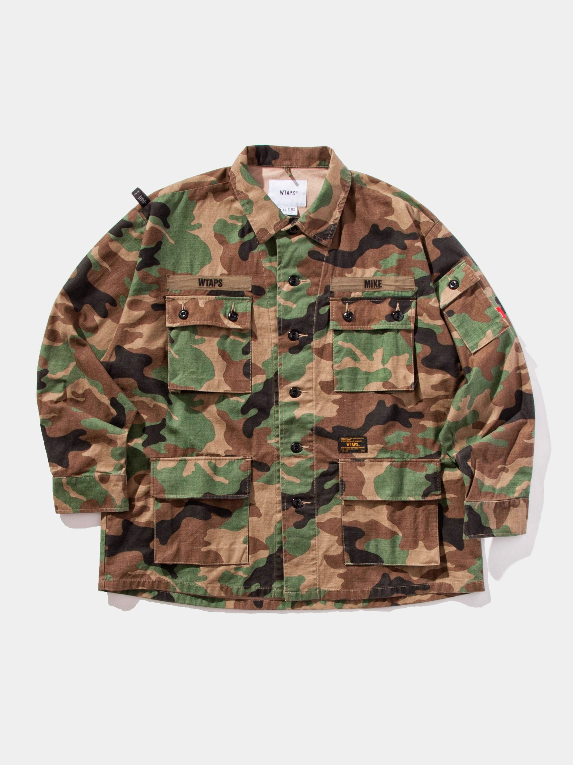 Woodland Jungle LS 02 (Camo) 1