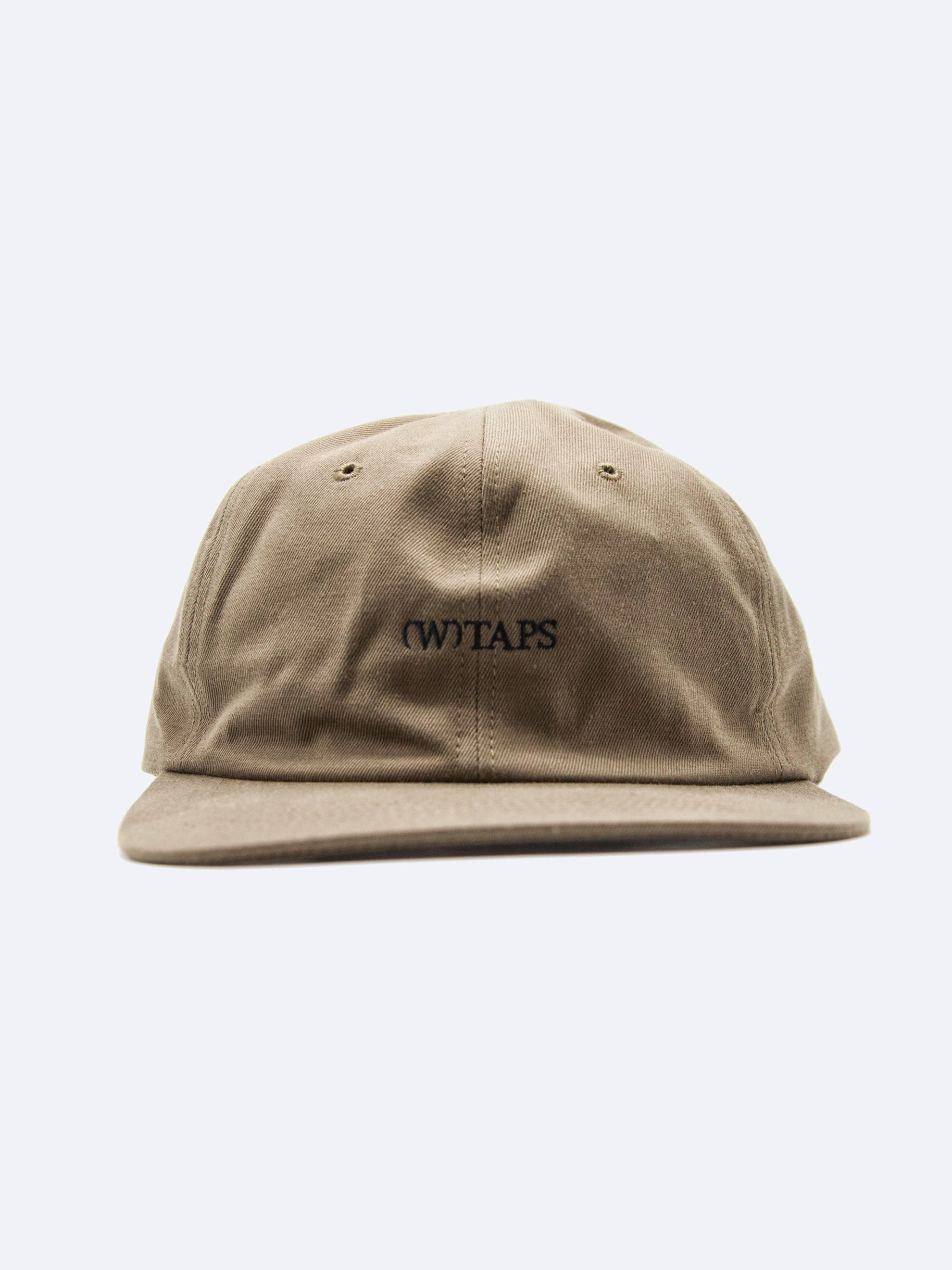 Olive Drab T-6 02 Cap (Cotton Chino) 1