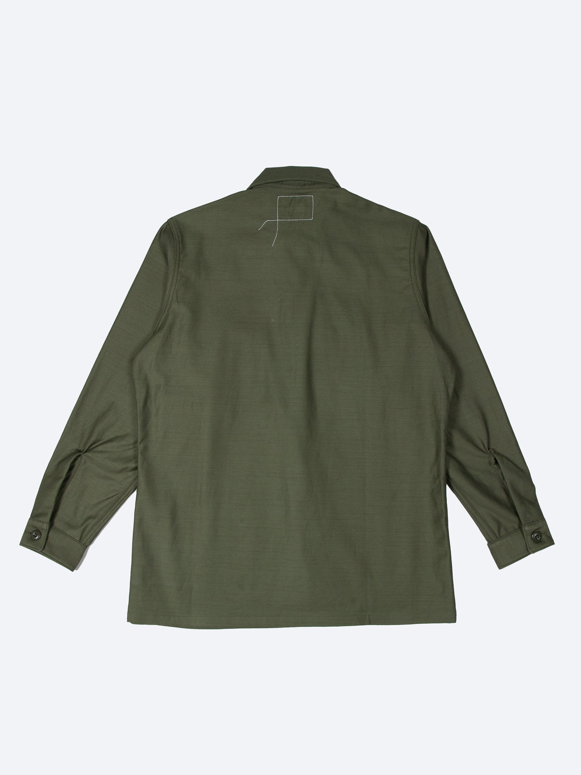 WMILL - LS 02 / Shirt Cotton Satin