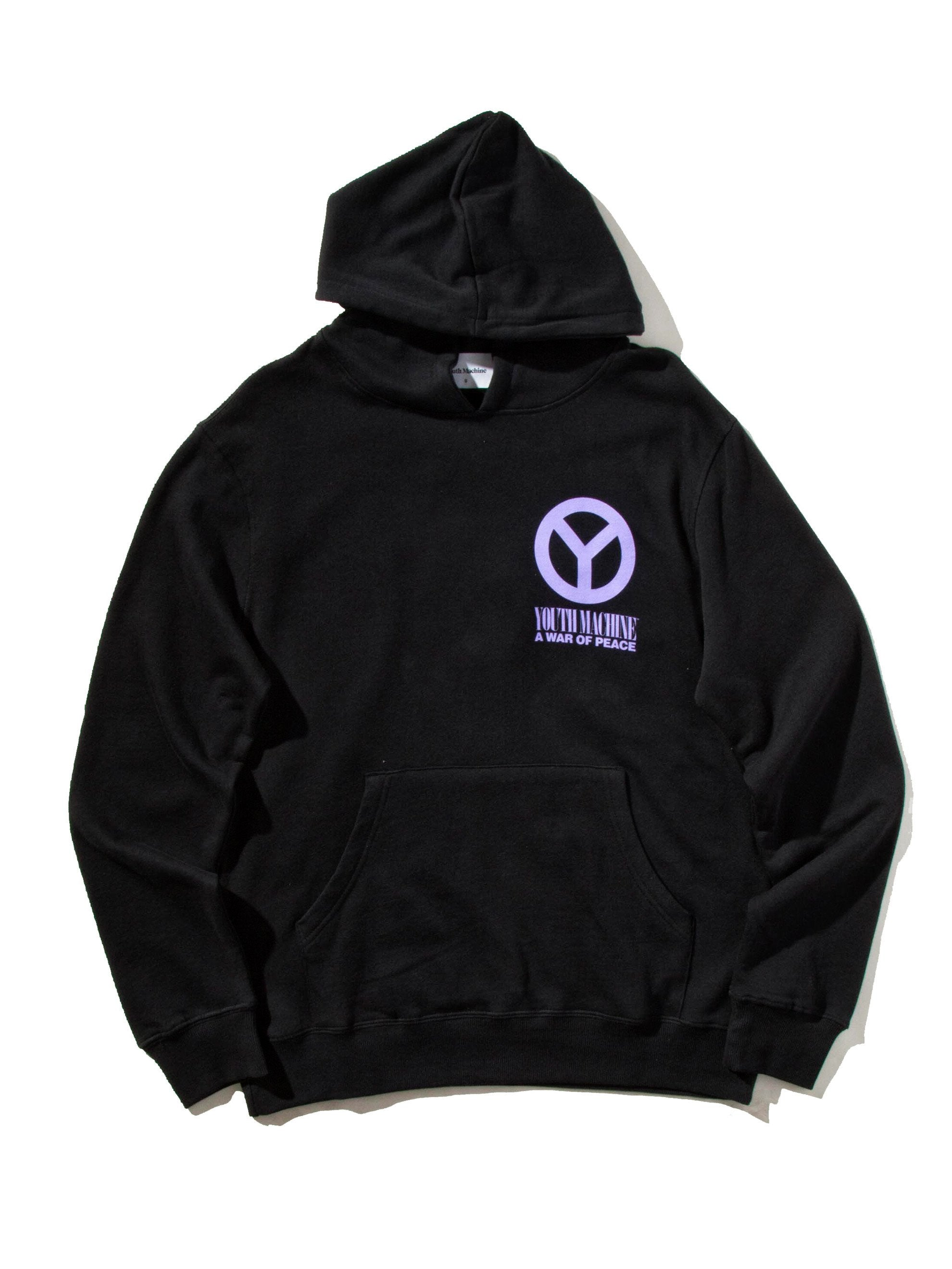 Black Warriors Hooded Sweatshirt 5