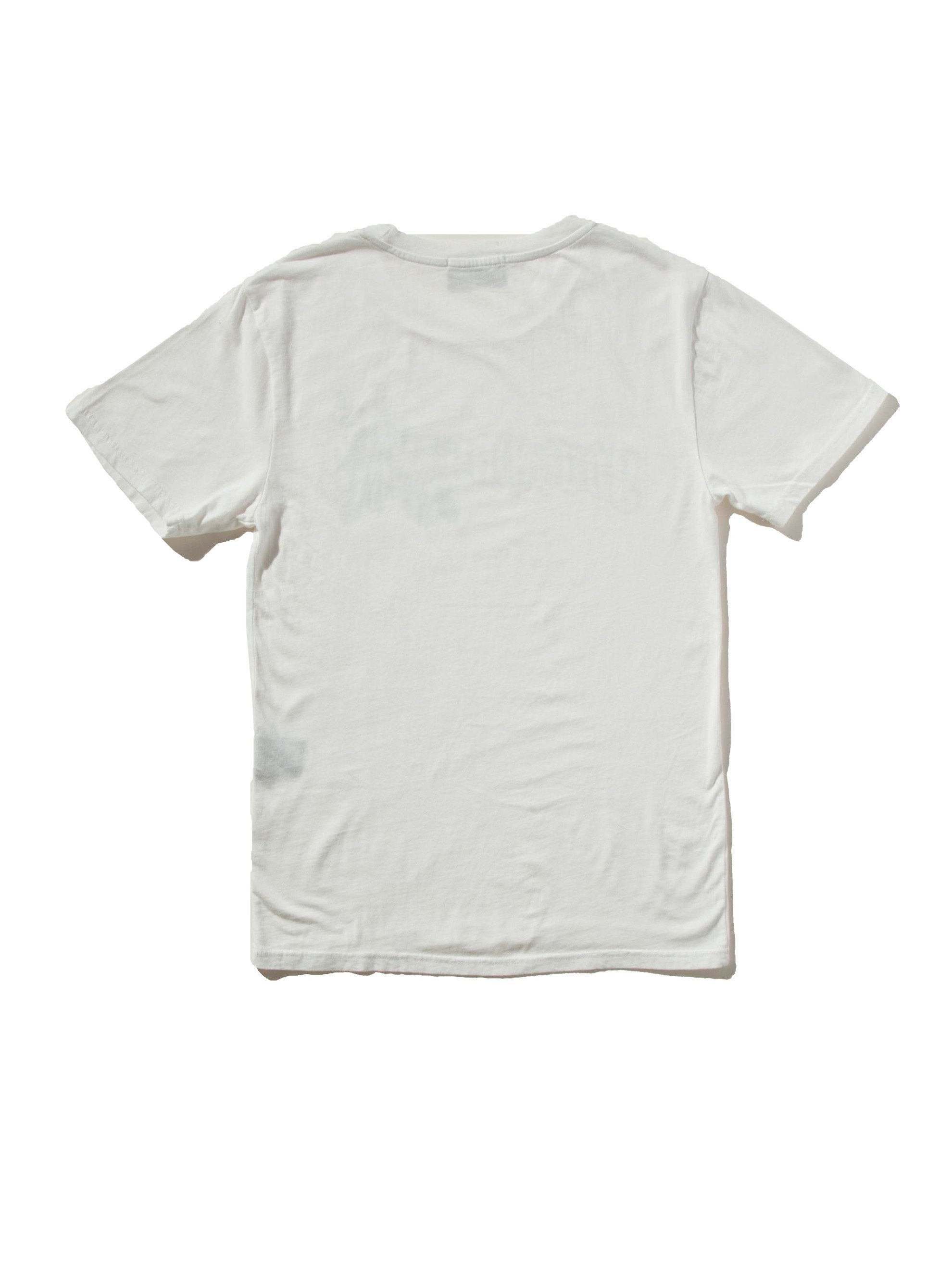 Dirty White Secret Garden T-Shirt 5