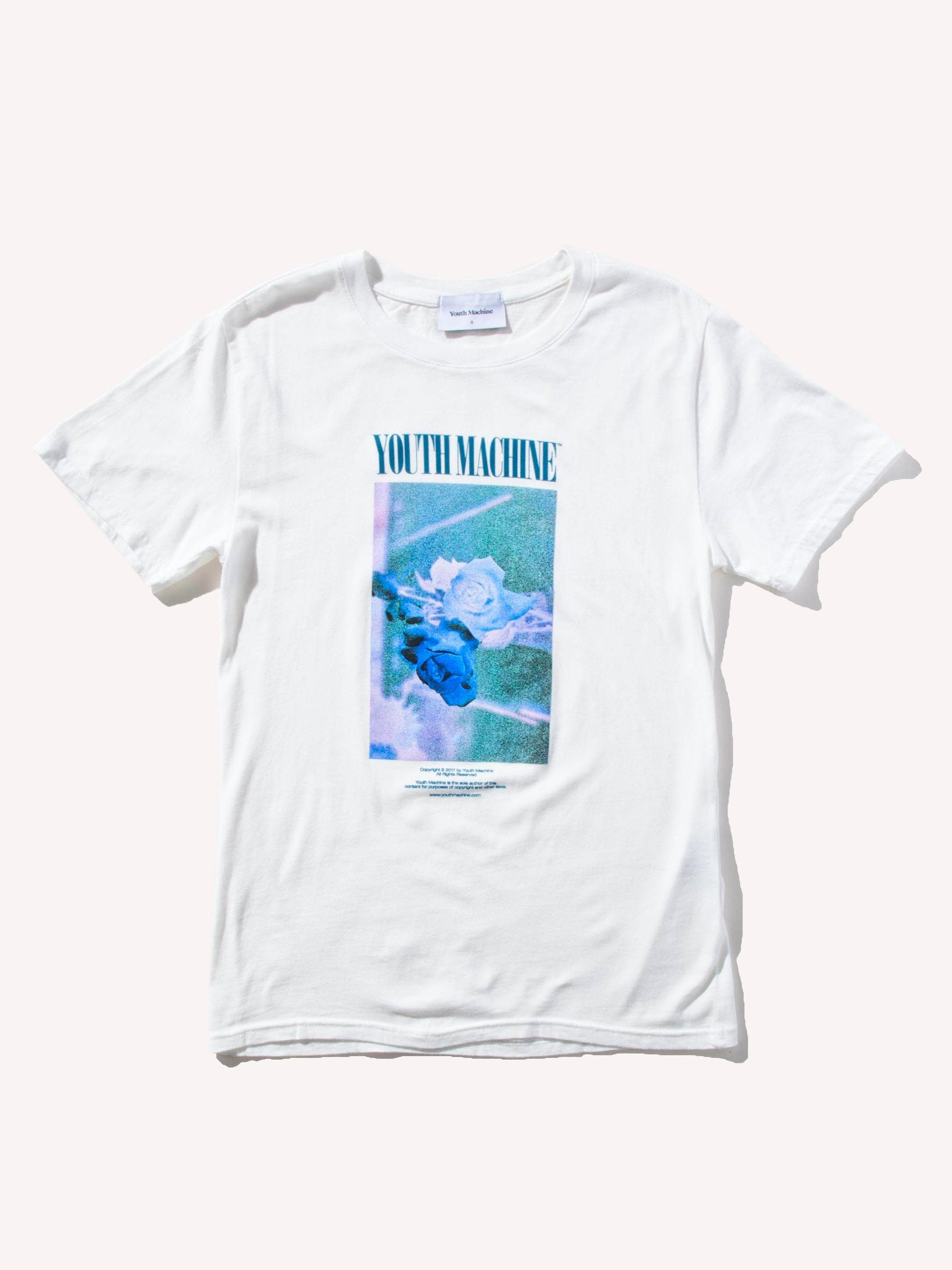 Dirty White Heartache T-Shirt 1