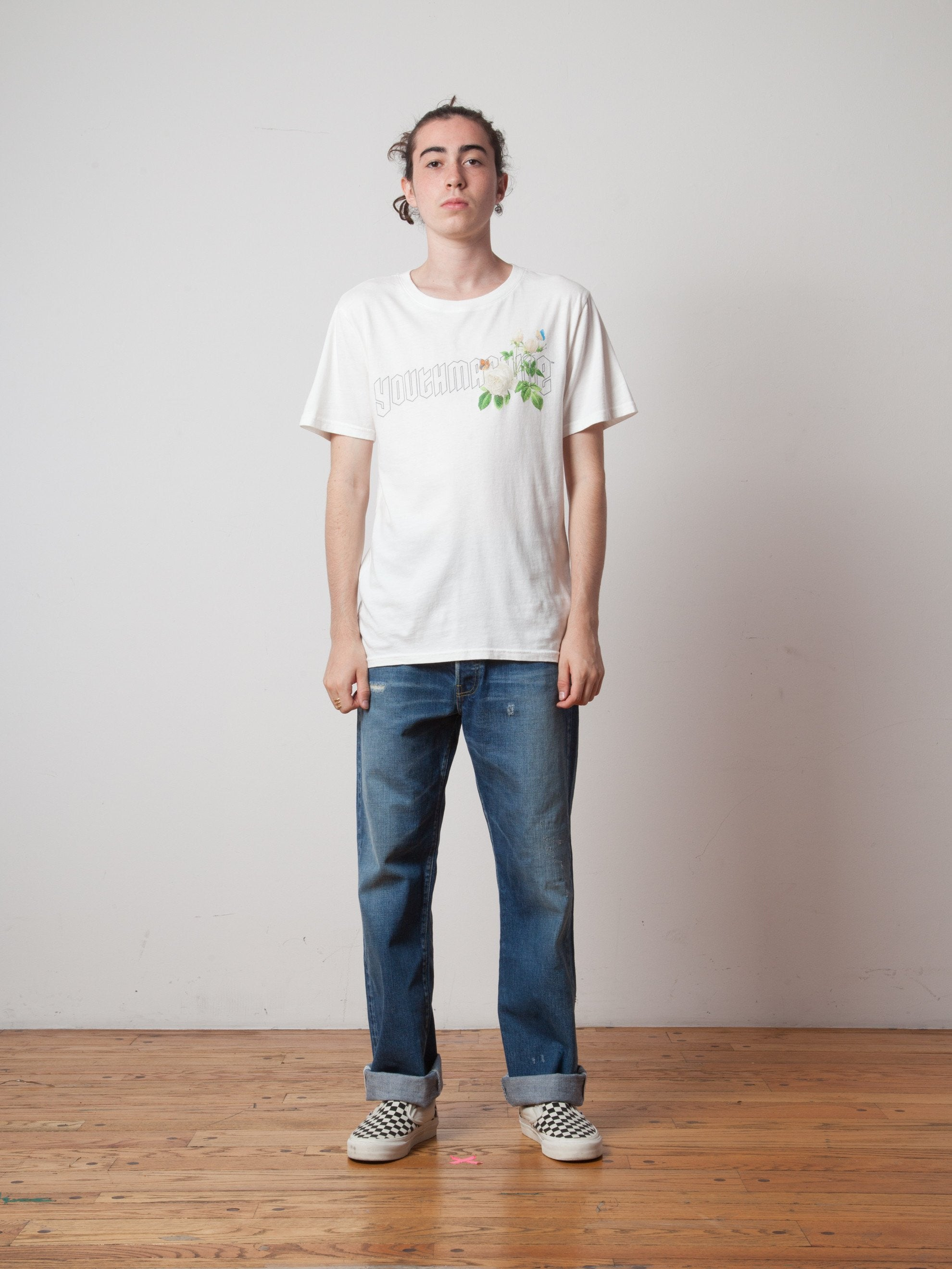 Dirty White Secret Garden T-Shirt 2