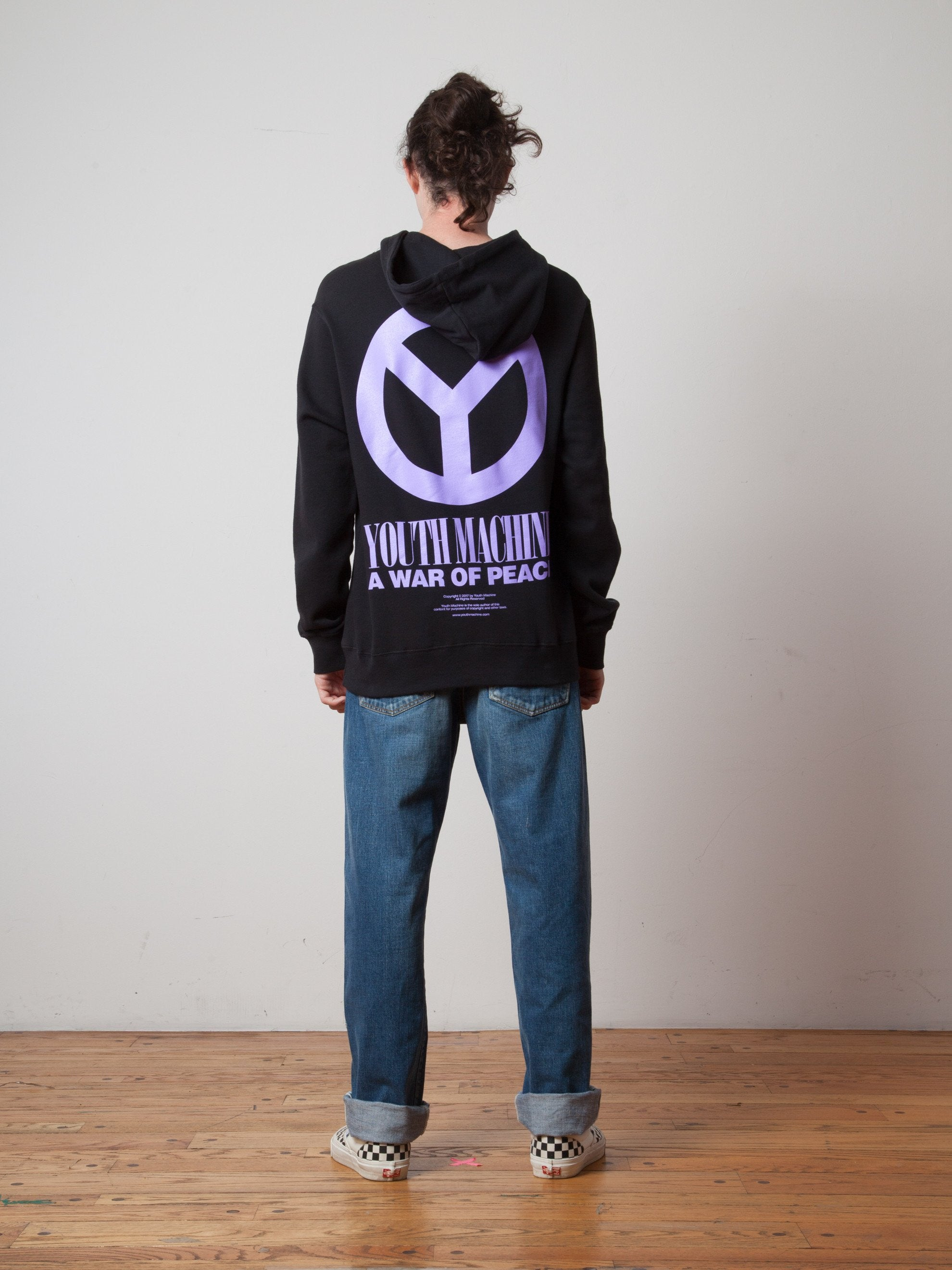 Black Warriors Hooded Sweatshirt 3