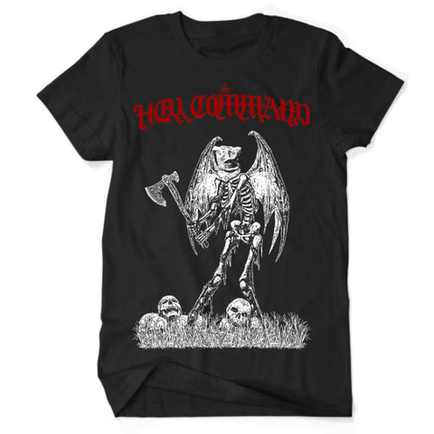 The Hell Command - Black Metal Contamination (T-Shirt)