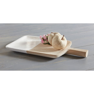Paulownia Large Wood Board - The Preppy Bunny