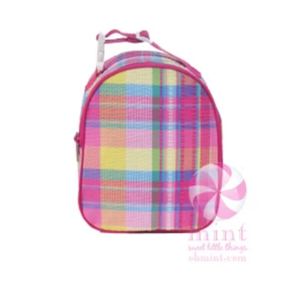 Seersucker Gumdrop Lunchbox - more colors available - The Preppy Bunny