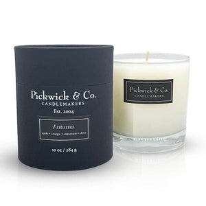 Pickwick & Co. Autumn Candle - The Preppy Bunny