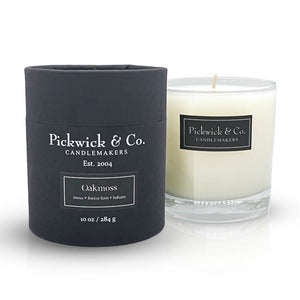 Pickwick & Co. Oakmoss Candle - The Preppy Bunny