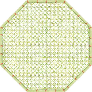 Trellis Die-Cut Placemat - Sold Individually - The Preppy Bunny