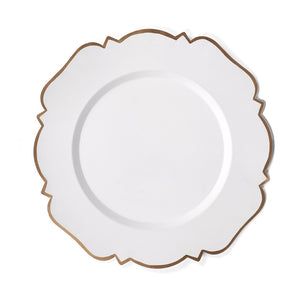 "Abbey 14"" Charger Plates Set of 4 - The Preppy Bunny"