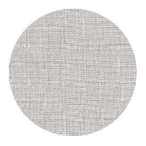 Classic Canvas Felt-Backed Coasters in Linen - 8 Per Box - The Preppy Bunny