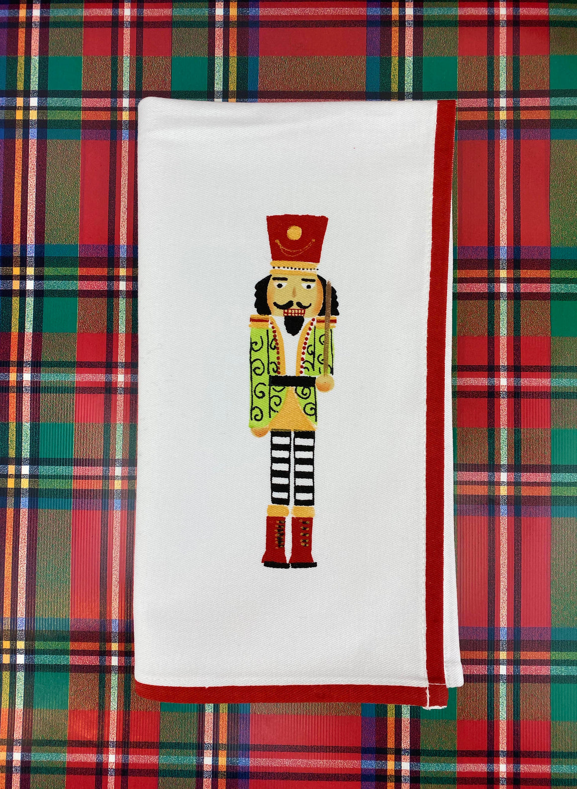 Nutcracker Dinner Napkins Set of 4 - The Preppy Bunny