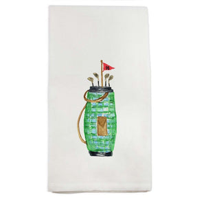 Gof Bag Tea Towel - The Preppy Bunny