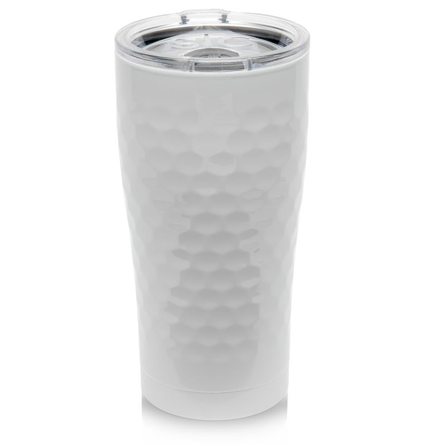 20 oz. Dimpled Golf Ball Tumbler - The Preppy Bunny