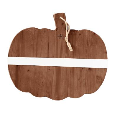 Natural Mod Pumpkin Charcuterie Board Small - The Preppy Bunny