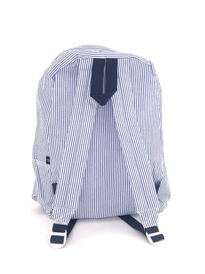 Seersucker Medium Backpack - more colors available - The Preppy Bunny