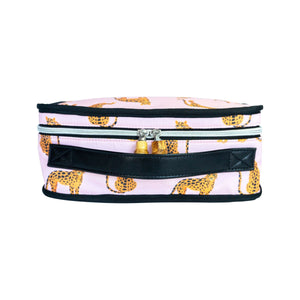 Jet Setter Cosmetic Bag - more colors available - The Preppy Bunny