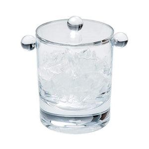 Acrylic 60 oz Ice Bucket & Lid - The Preppy Bunny