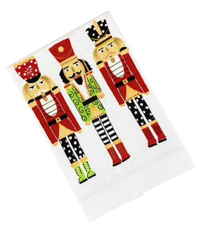 Nutcracker Guest Towel - The Preppy Bunny