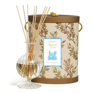 Seda France French Tulip Classic Toile Diffuser Set - The Preppy Bunny