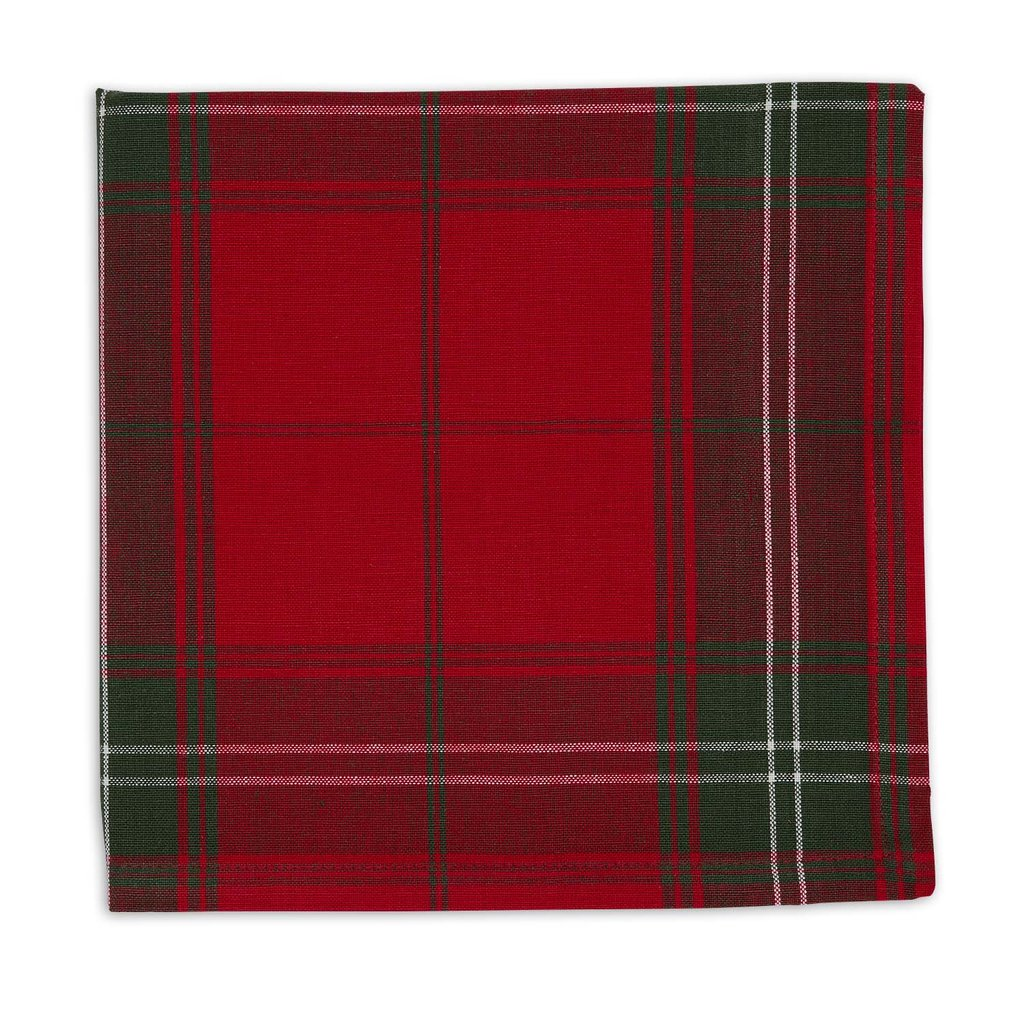 Tartan Plaid Napkins Set of 4 - The Preppy Bunny