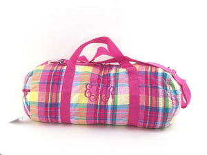 Weekend Duffle - The Preppy Bunny