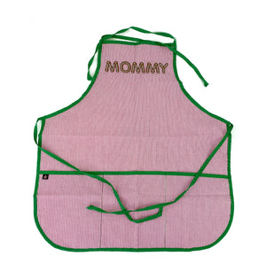 Adult Christmas Apron - The Preppy Bunny