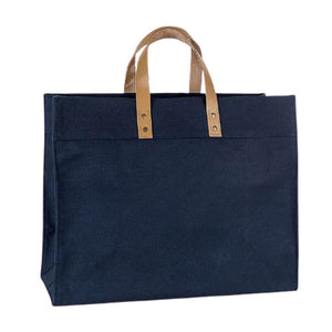 Box Tote - More colors available - The Preppy Bunny