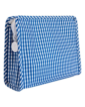 Roadie Gingham Travel Bag Medium - more colors available - The Preppy Bunny