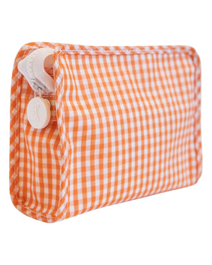 Roadie Gingham Travel Bag Small - more colors available - The Preppy Bunny