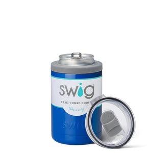 Swig Life 12oz Combo Cooler - The Preppy Bunny