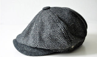 Men's cap New Newsboy Caps Movie star Retro