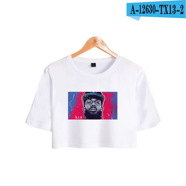 Summer Short Sleeve Cool Top Hip-hop Tees Shirts