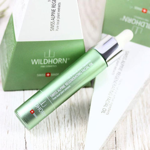 Wildhorn Swiss Alpine Regenerating Facial Oil by Nailderella