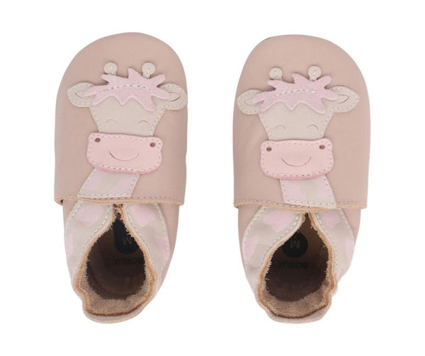 Giraffa Beige - Soft Sole