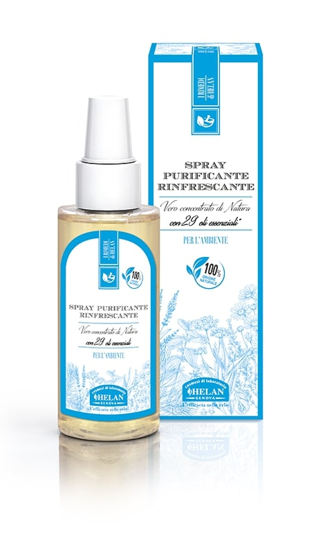 Spray purificante ambiente
