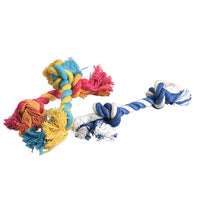 1 pcs  Pet Dog Puppy Cotton Chew Knot Toy