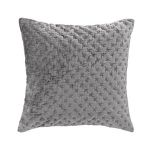 Cozy Living luxury velvet cushion Mud
