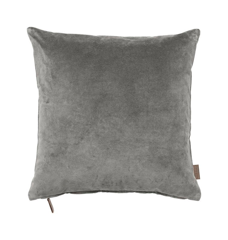 Cozy Living Soft Velvet Cushion MUD