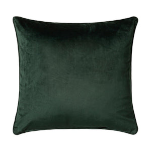 Scatter Box Bellini Velvet Velour Cushion Forest