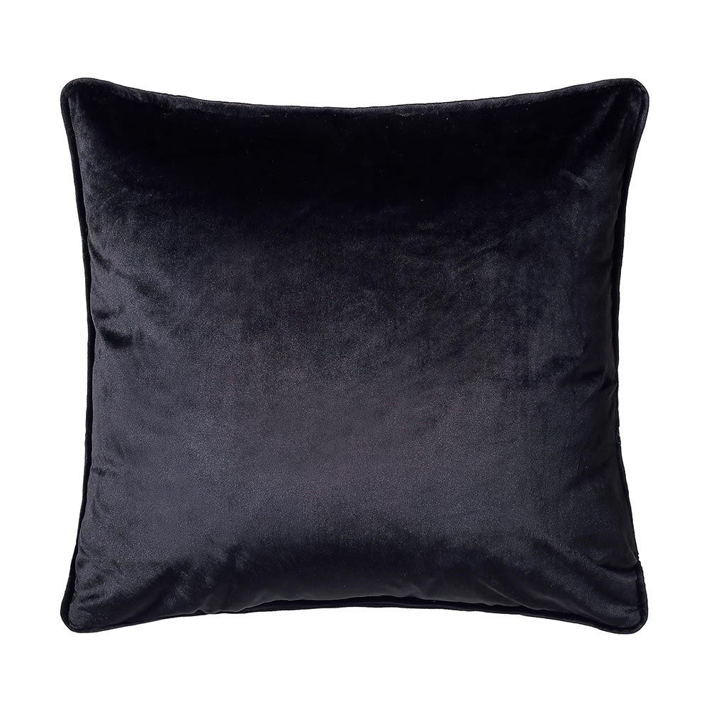 Scatter Box Bellini Velvet Cushion Navy
