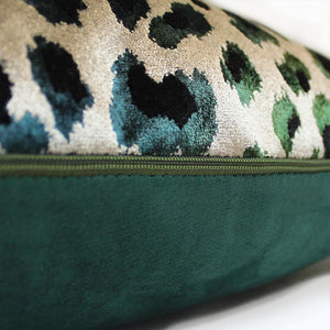 Scatter Box Nirvana Cushion Green