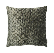 Cozy Living Luxury Velvet cushion- Army