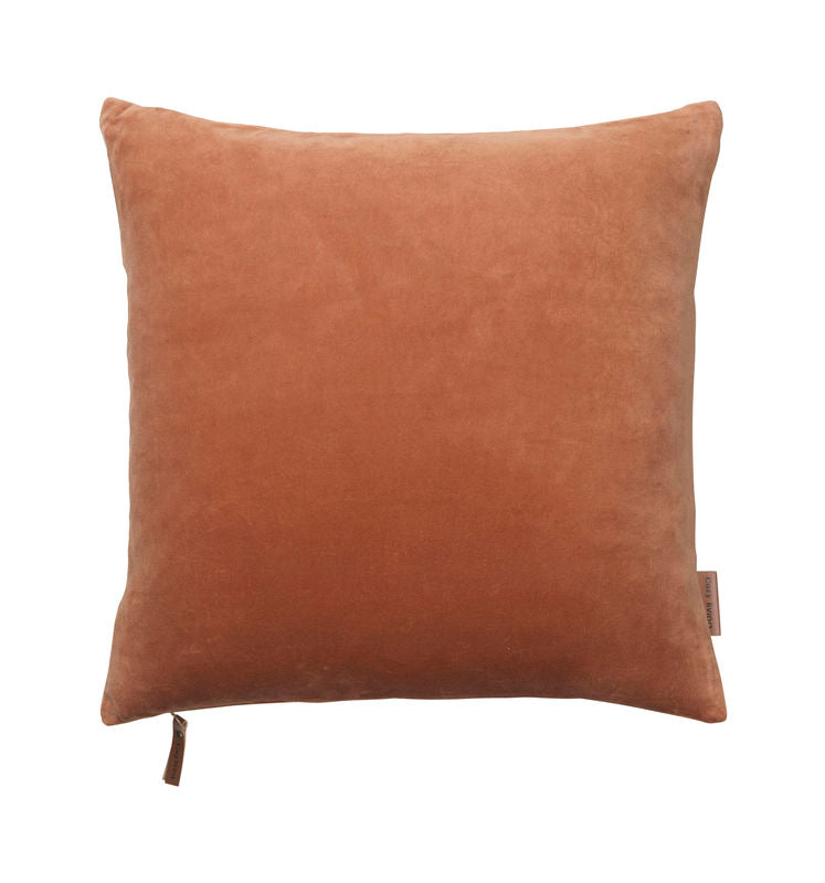 Cozy Living Soft Velvet Cushion SPICE