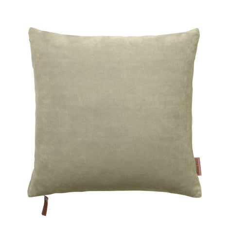 Cozy Living Soft Velvet Cushion KHAKI